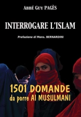 Copertina Amazon di Interrogare l'islam